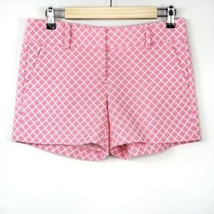 Ann Taylor Modern Fit Quilted Stretchy City Shorts